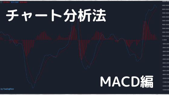 チャート分析法MACD編
